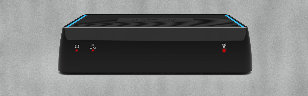 AirTV front view